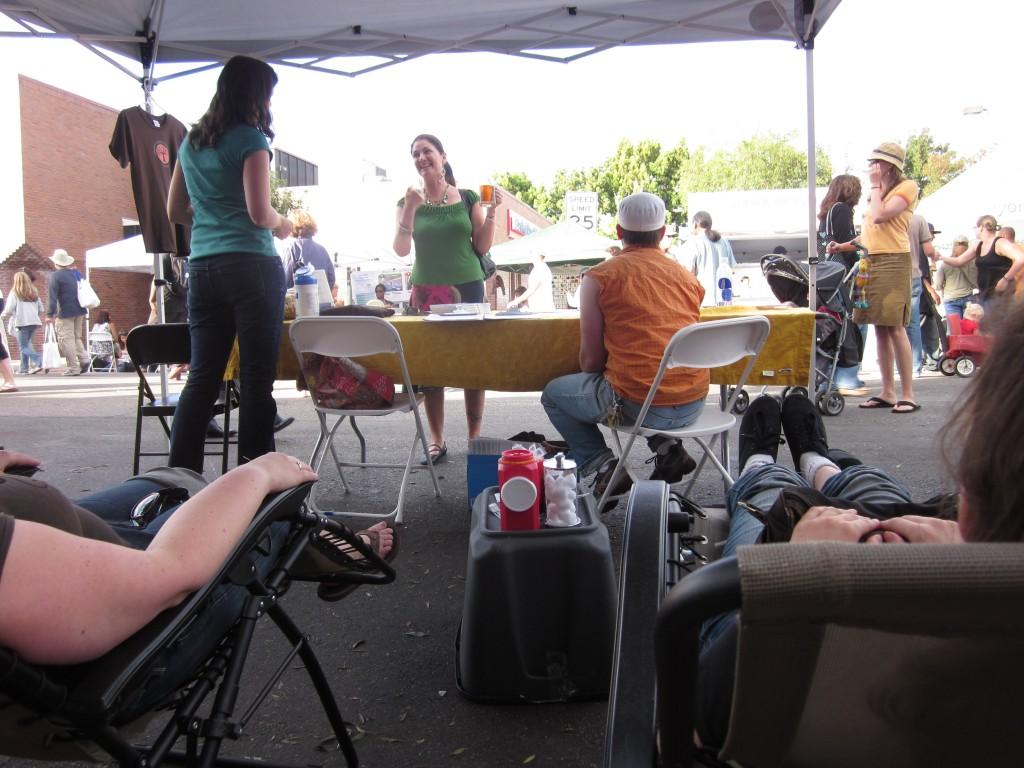 Oaktoberfest 2011 - free treatments